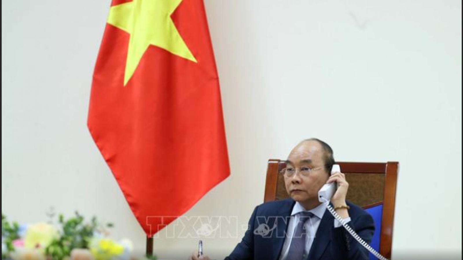Thủ tướng Nhật Bản ấn tượng về kết quả phòng chống Covid-19 của Việt Nam