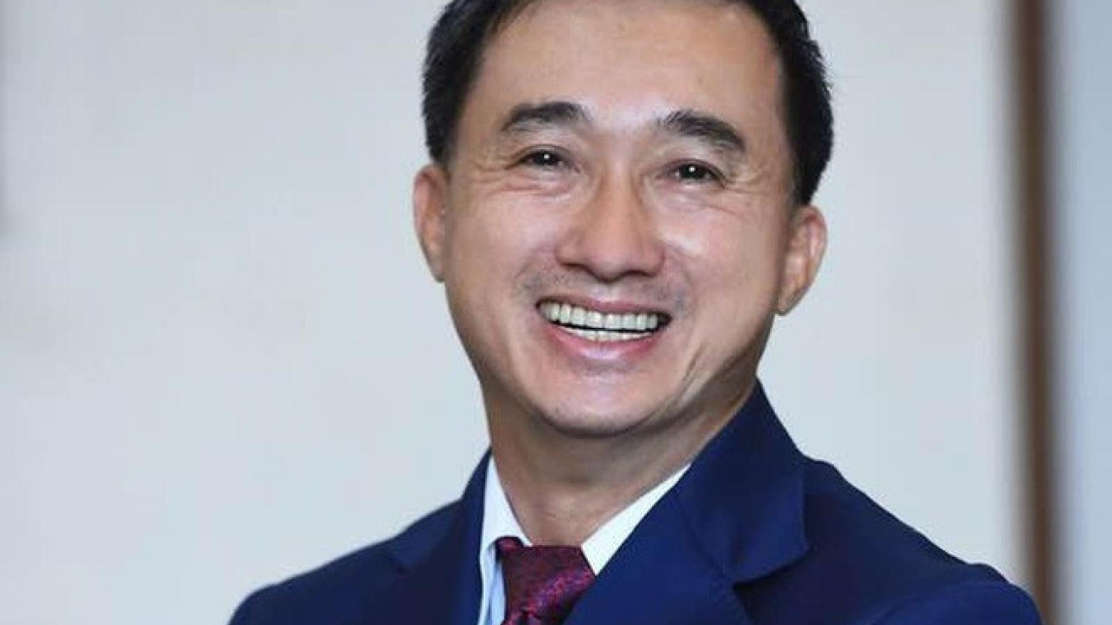 Chân dung tân Thứ trưởng Bộ Y tế Trần Văn Thuấn