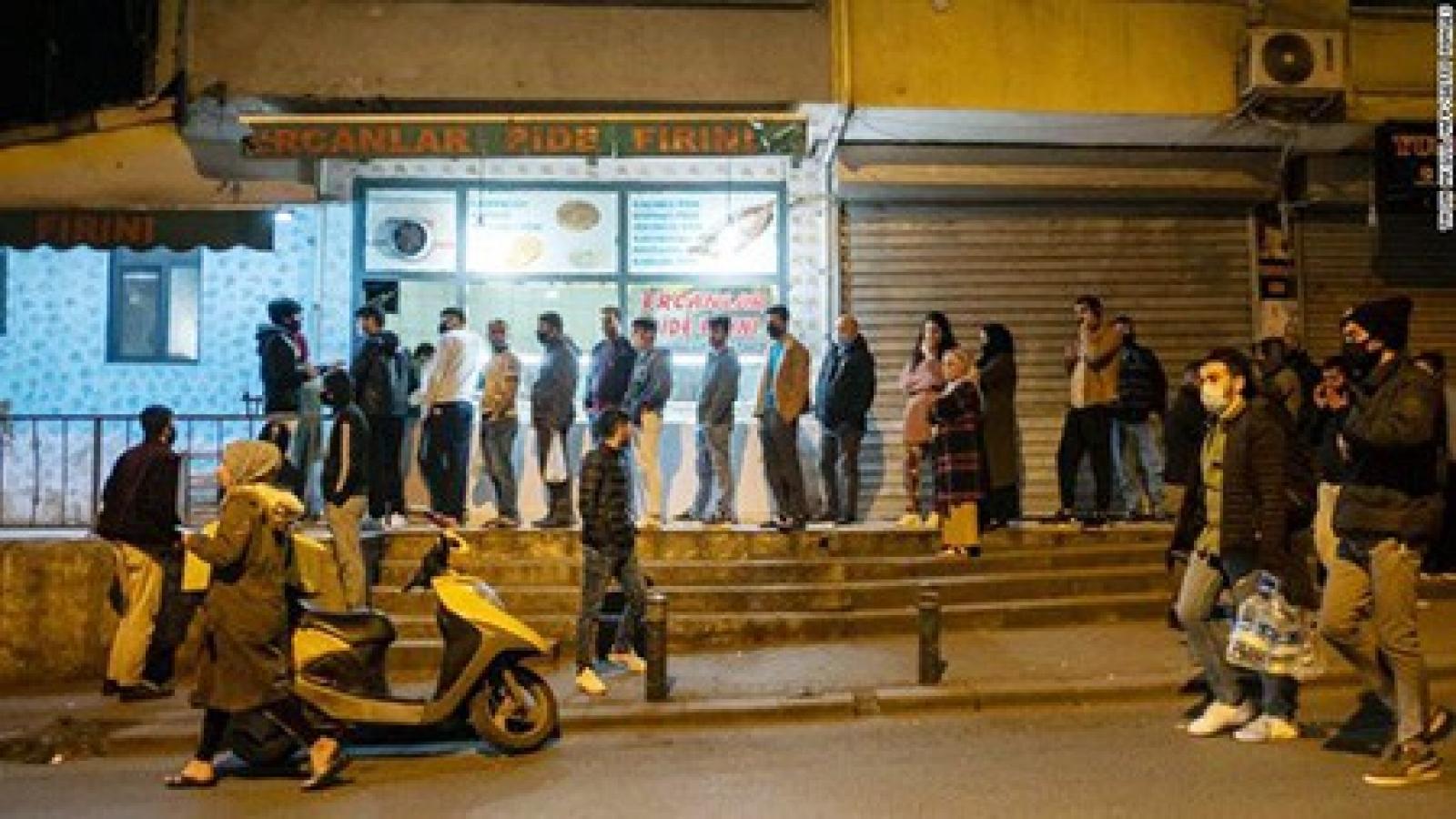 Thổ Nhĩ Kỳ dỡ bỏ lệnh cấm xuất khẩu vật tư y tế