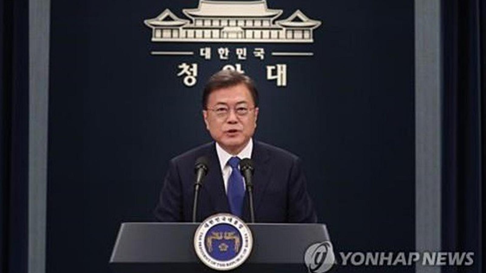 Hàn Quốc sẽ biến nguy cơ dịch Covid-19 thành cơ hội phát triển