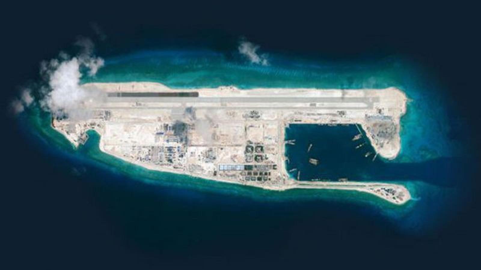 """""""Các quốc gia cần phản đối hành động phi pháp của Trung Quốc ở Biển Đông"""""""