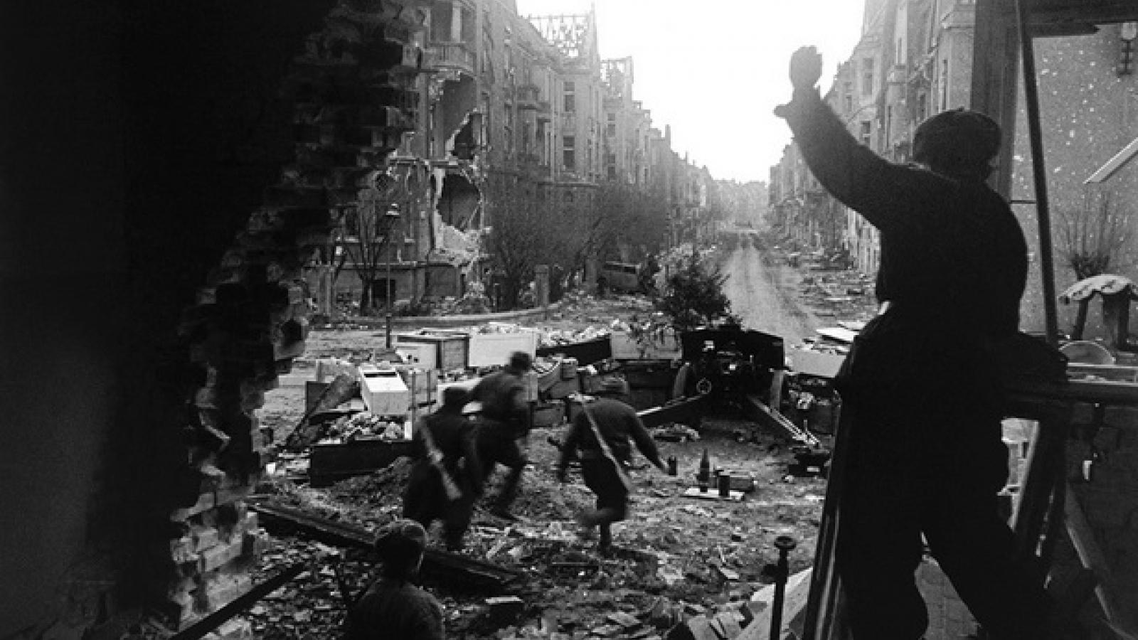 10 điều ít biết về trận chiến Berlin giữa Hồng quân và phát xít Đức