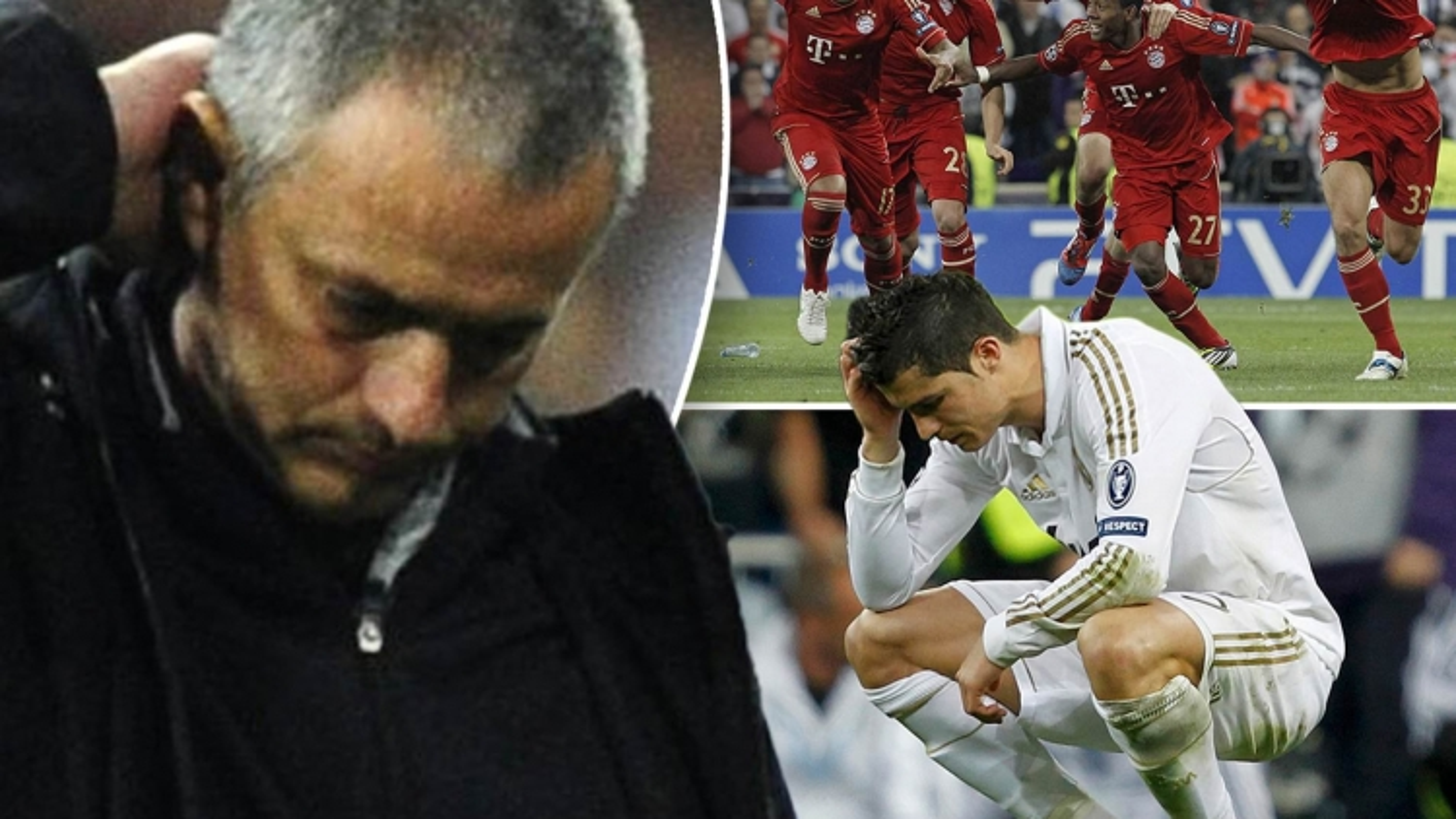Trận thua duy nhất khiến Jose Mourinho phải bật khóc
