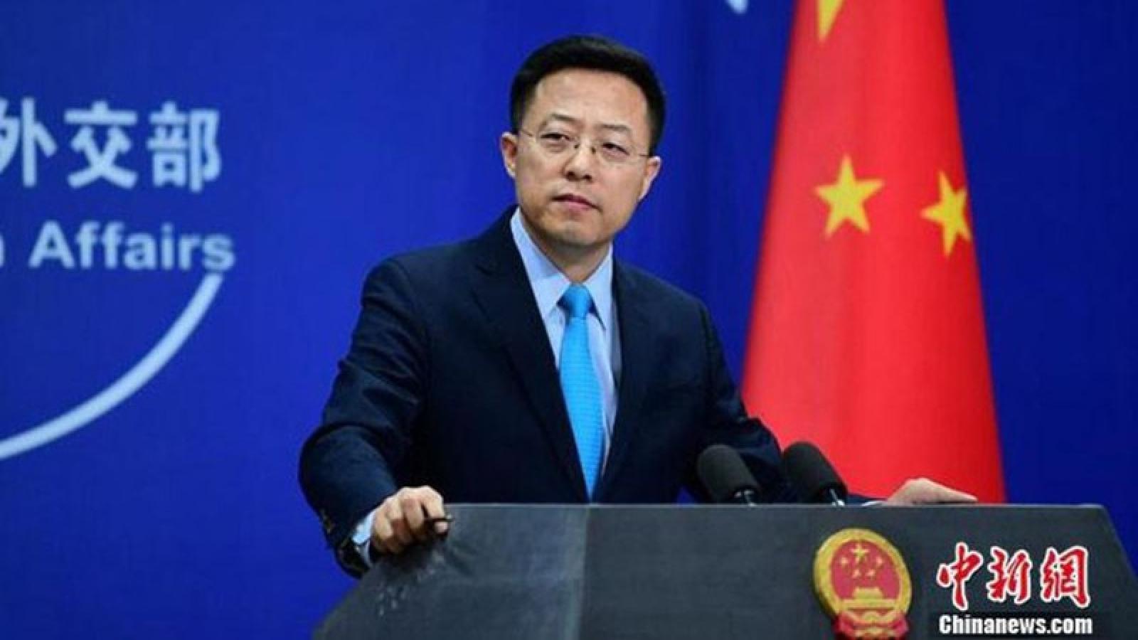 Trung Quốc chỉ trích Ngoại trưởng Mỹ Mike Pompeo vì Covid-19