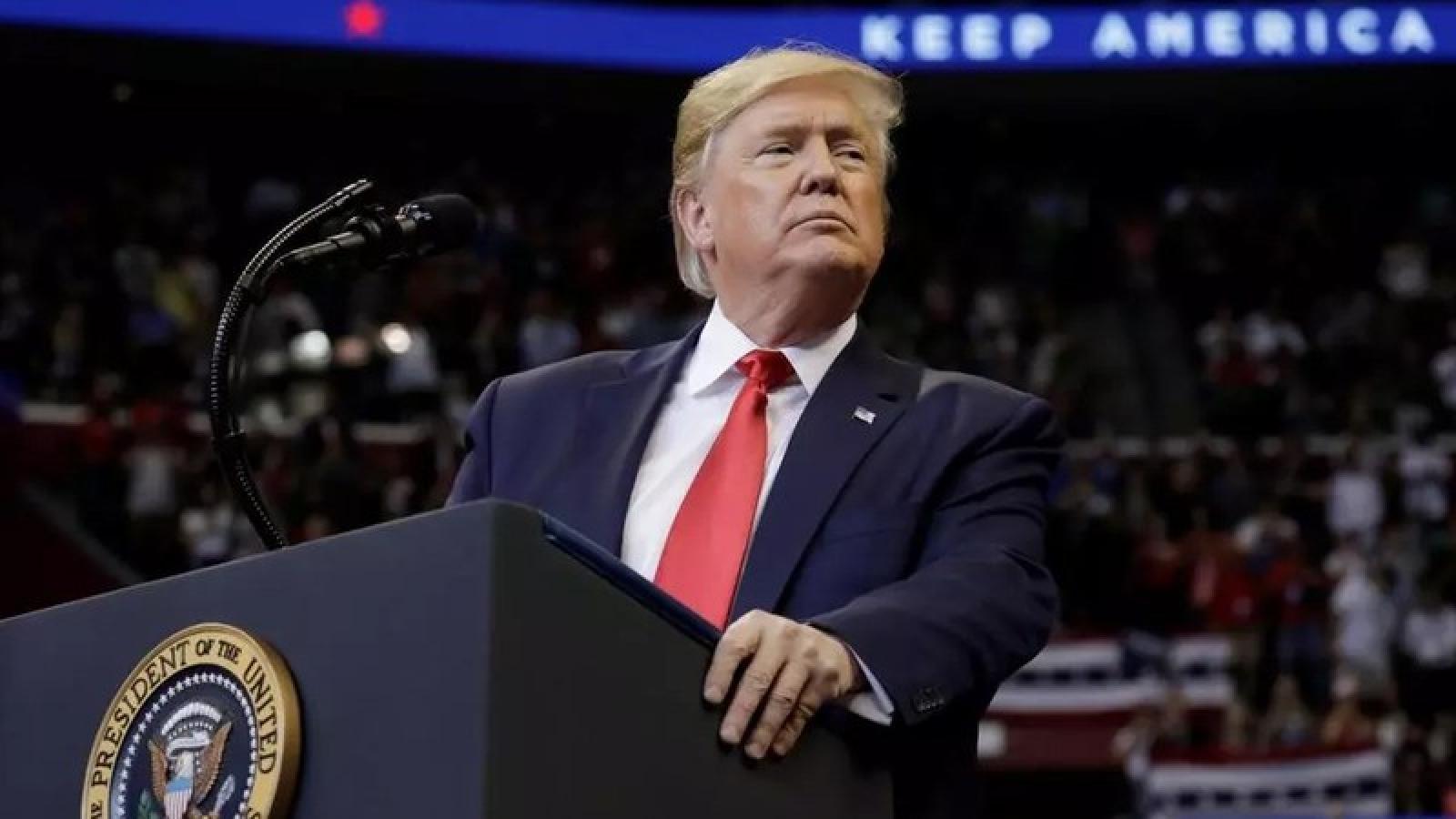 Ông Trump tìm cách gắn thương mại Mỹ-Trung với đại dịch Covid-19?