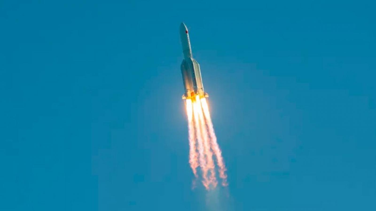 Trung Quốc công bố bước tiếp theo của Chương trình đưa người vào vũ trụ