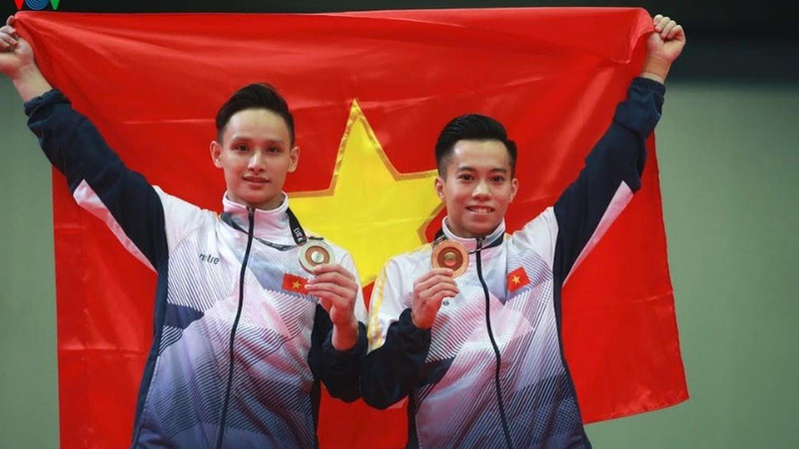 TDDC Việt Nam đặt mục tiêu giành thêm suất dự Olympic Tokyo