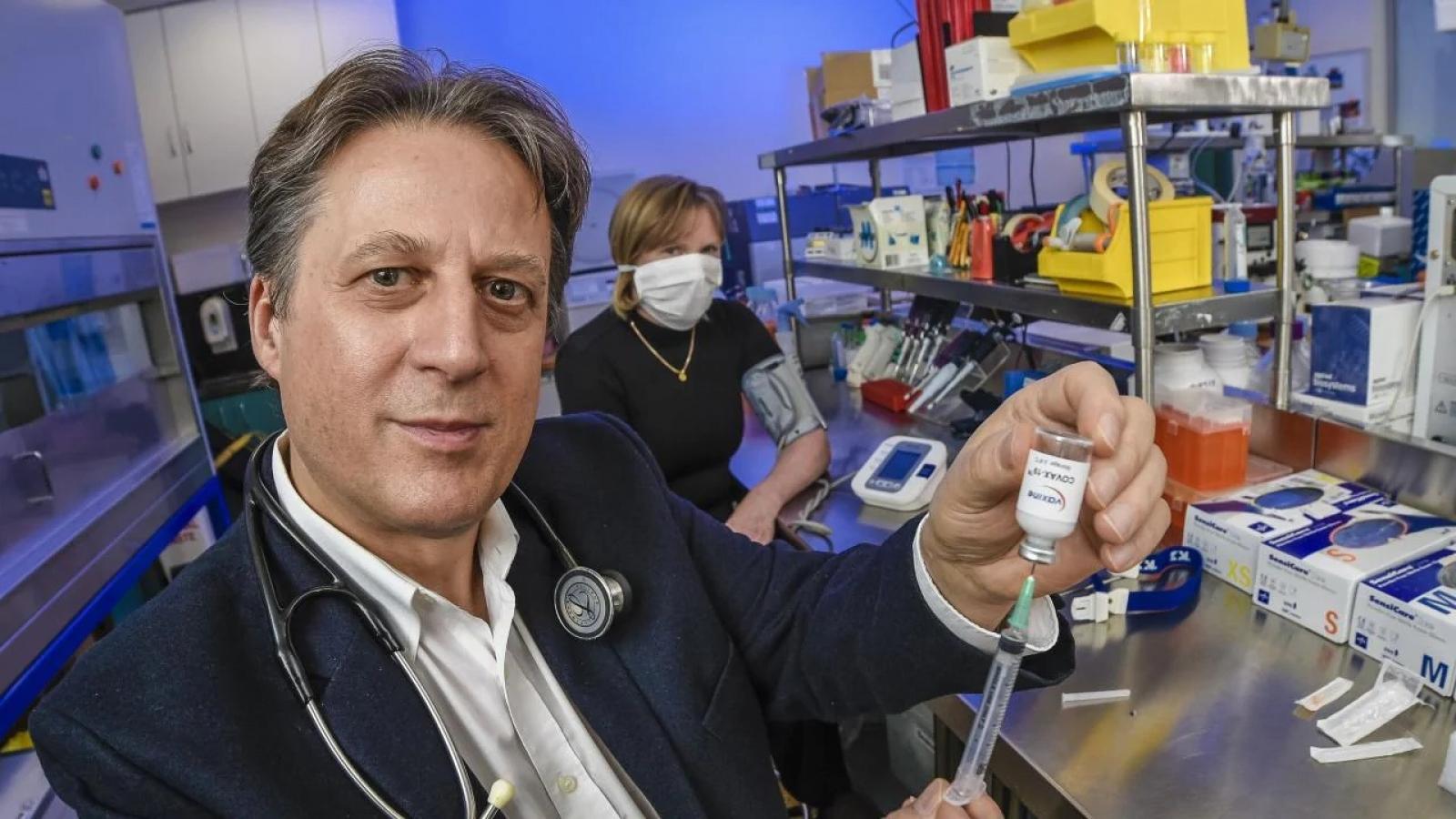 Australia chuẩn bị thử nghiệm vaccine Covid-19 trên người