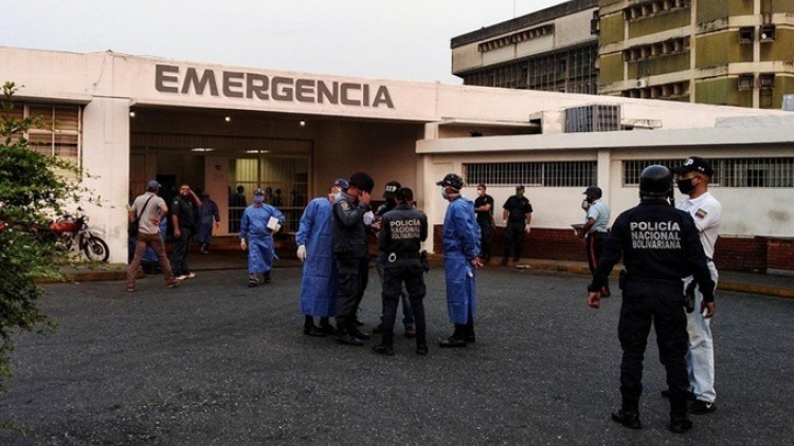 Bạo loạn tại nhà tù ở Venezuela khiến hơn 40 người thiệt mạng