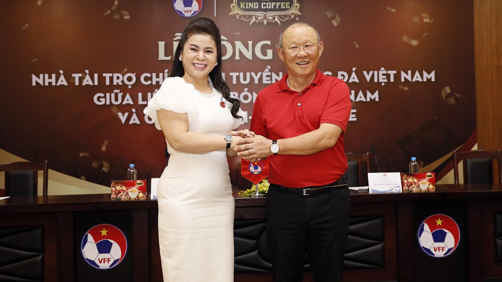 Bà Lê Hoàng Diệp Thảo: Cơ duyên giúp cafe Vua gặp gỡ môn thể thao Vua