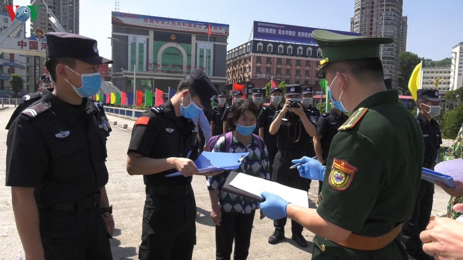 Lào Cai kích hoạt khu cách ly tập trung số 2 tại phân hiệu ĐH Thái Nguyên
