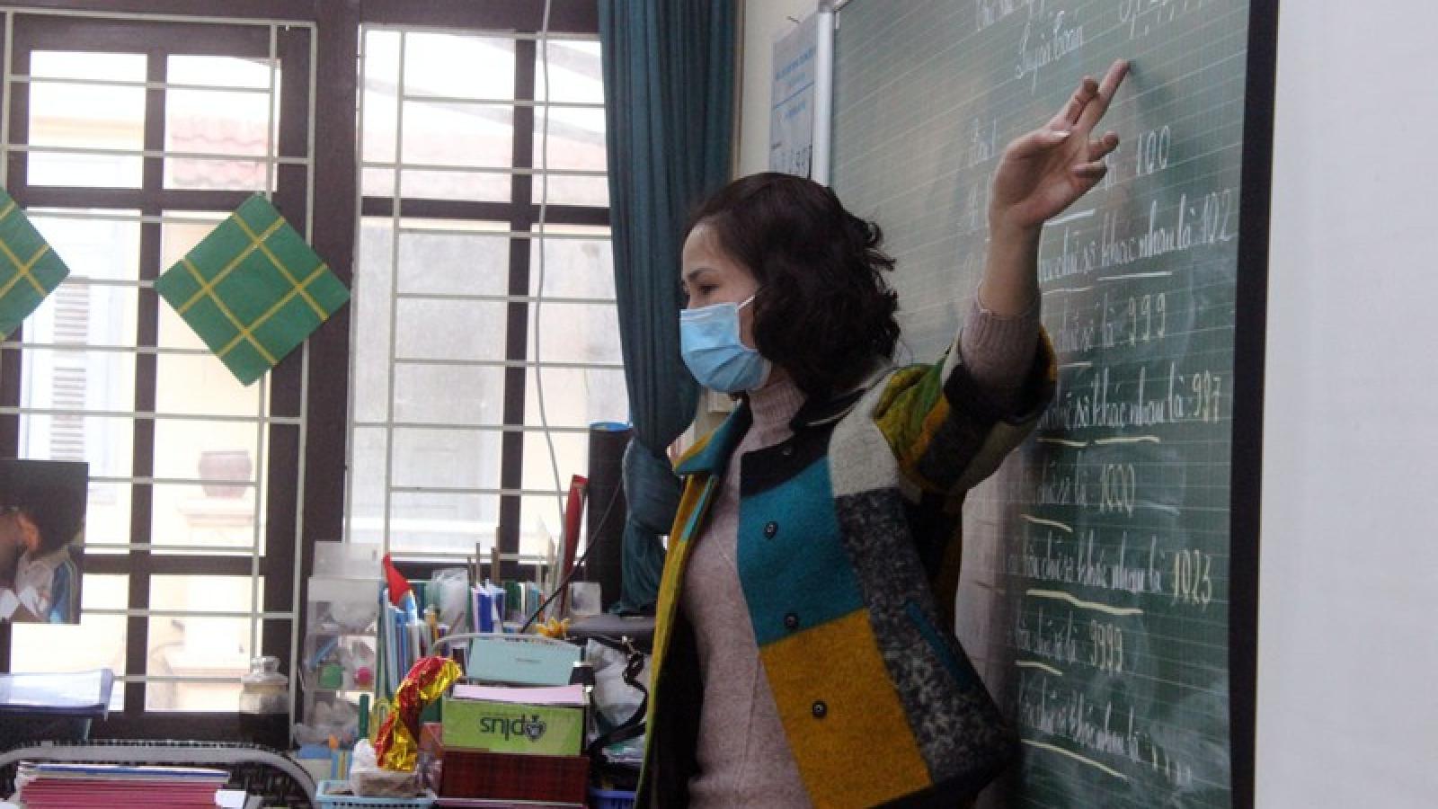 Giáo viên không đạt chuẩn sẽ bị điều chuyển, không được đứng lớp