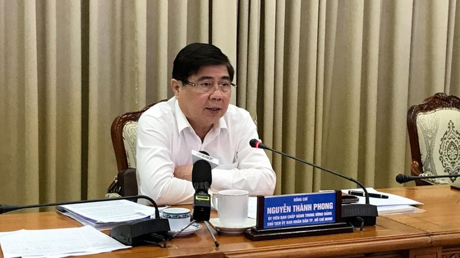 TPHCM sẽ ban hành các gói hỗ trợ doanh nghiệp trước tháng 6/2020
