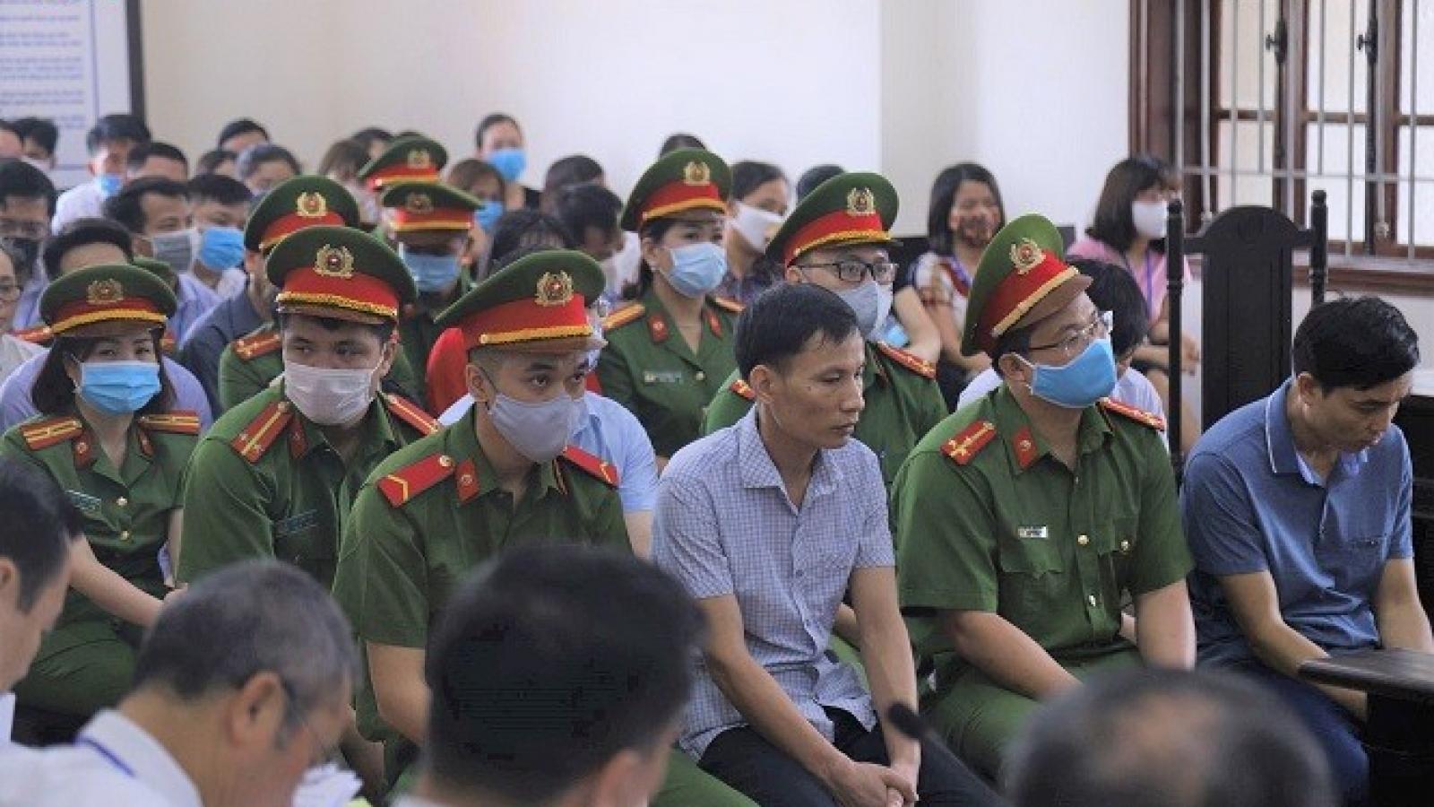 Cựu thượng tá công an Hòa Bình nhận 6 năm tù vì nâng điểm thi