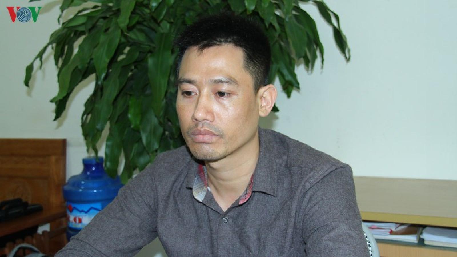 Kẻ giết người ở Hải Dương bị bắt tại Lào Cai sau 3 năm lẩn trốn