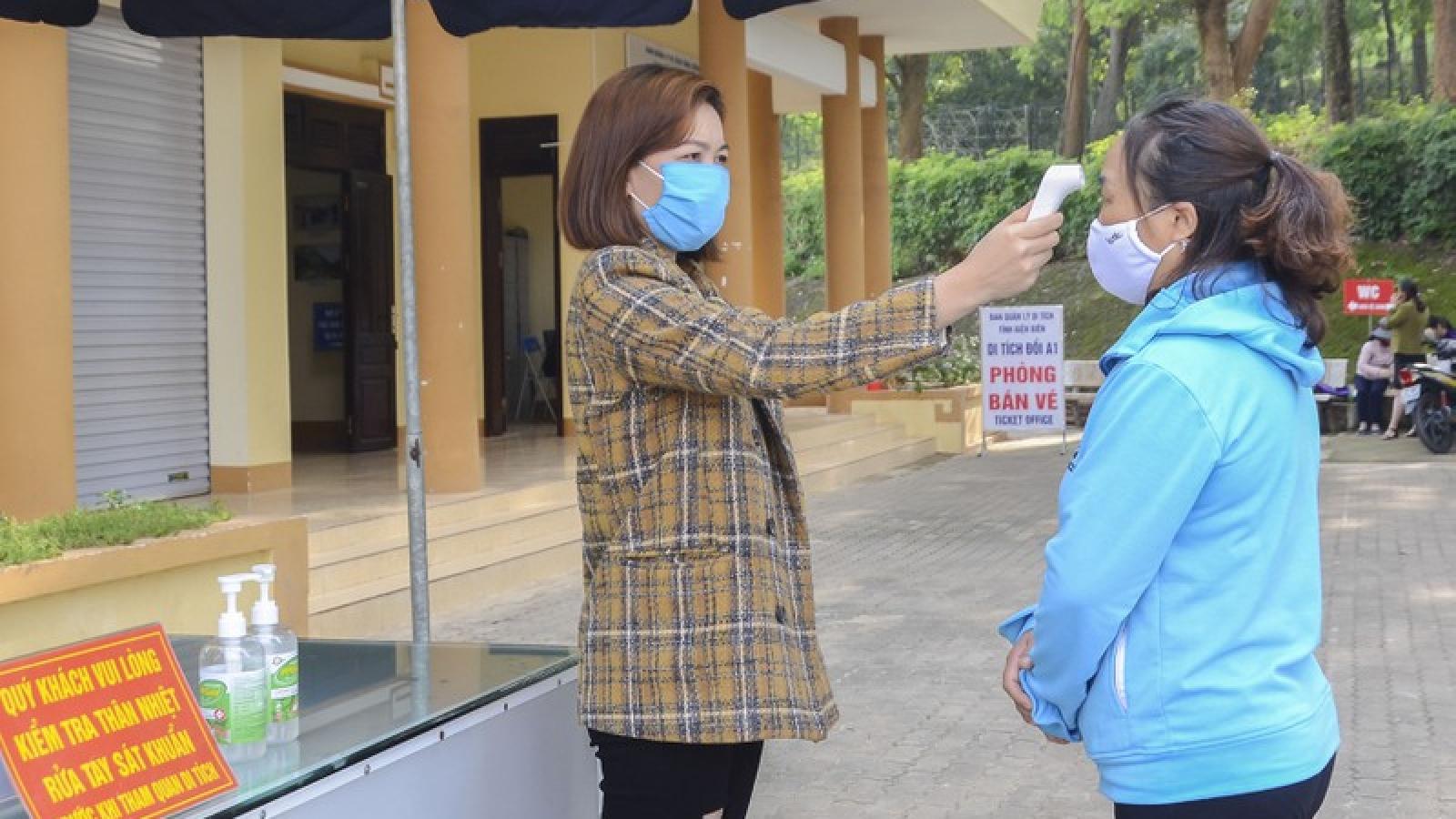 Điện Biên: Đảm bảo an toàn cho du khách tham quan dịp nghỉ lễ 30/4