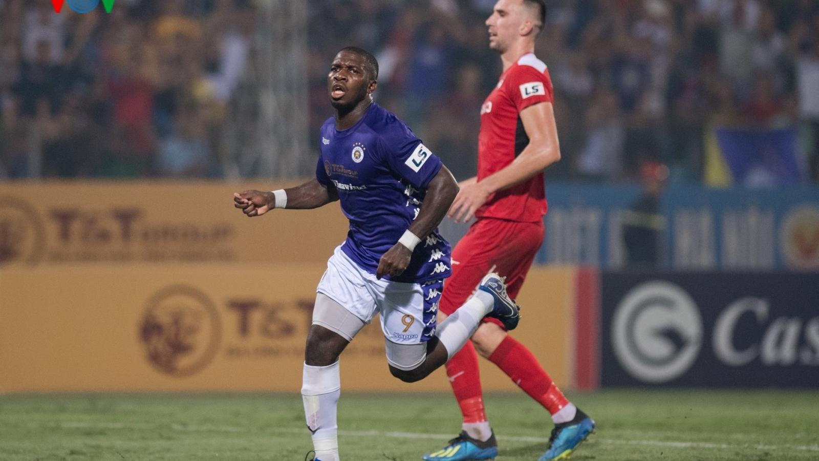 BXH V-League sau vòng 3: Hà Nội FC áp sát nhóm đầu, HAGL rơi tự do