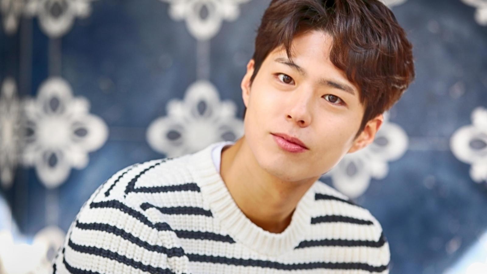 """""""Tình tin đồn của Song Hye Kyo"""" Park Bo Gum ấn định ngày nhập ngũ"""