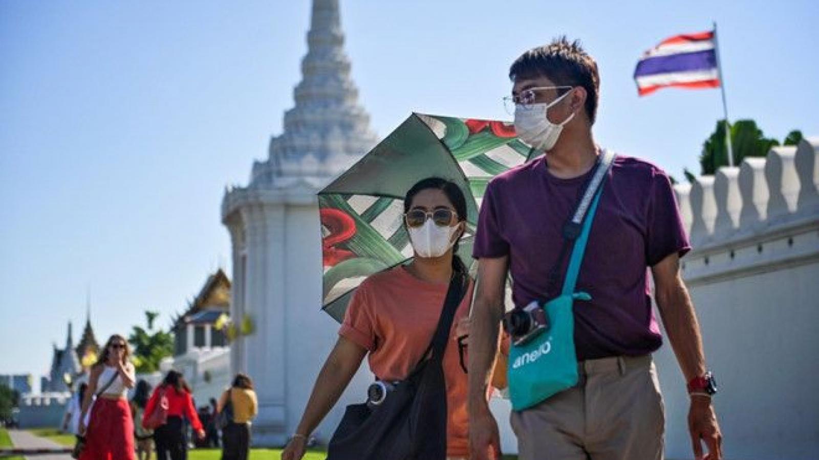 Thái Lan lo ngại vắng khách du lịch Trung Quốc