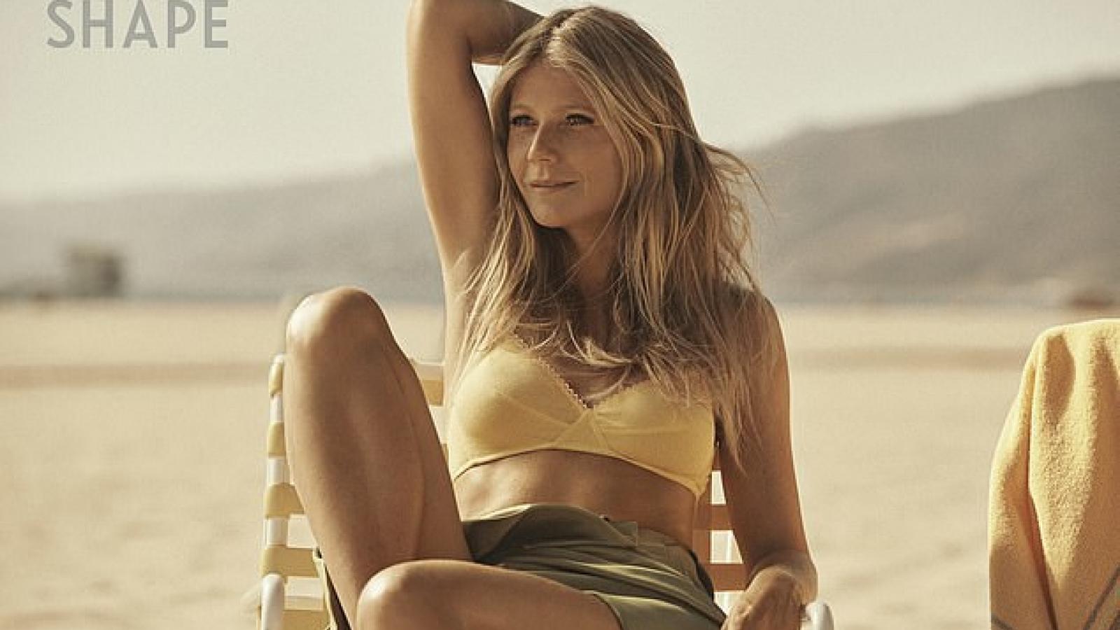 Gwyneth Paltrow trẻ trung, quyến rũ ở tuổi U50