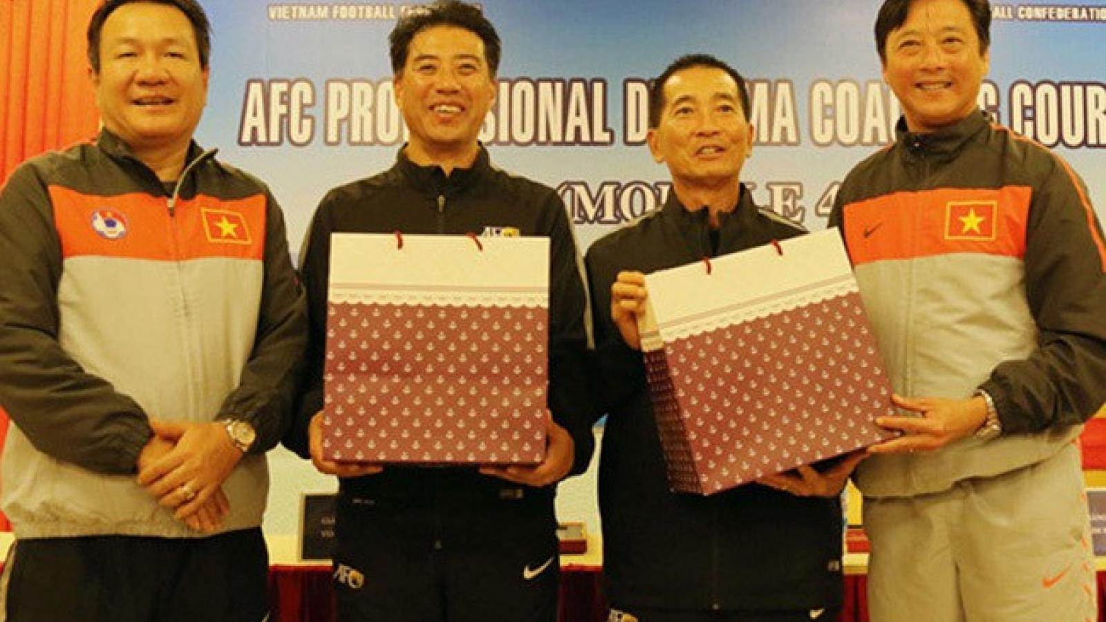 VFF chốt ngày công bố chính thức tân GĐKT đến từ Nhật Bản