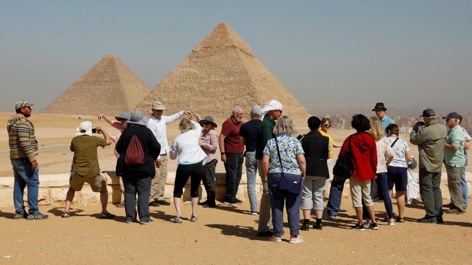 Ai Cập tăng số khách sạn đủ điều kiện tái mở cửa sau mùa dịch Covid-19