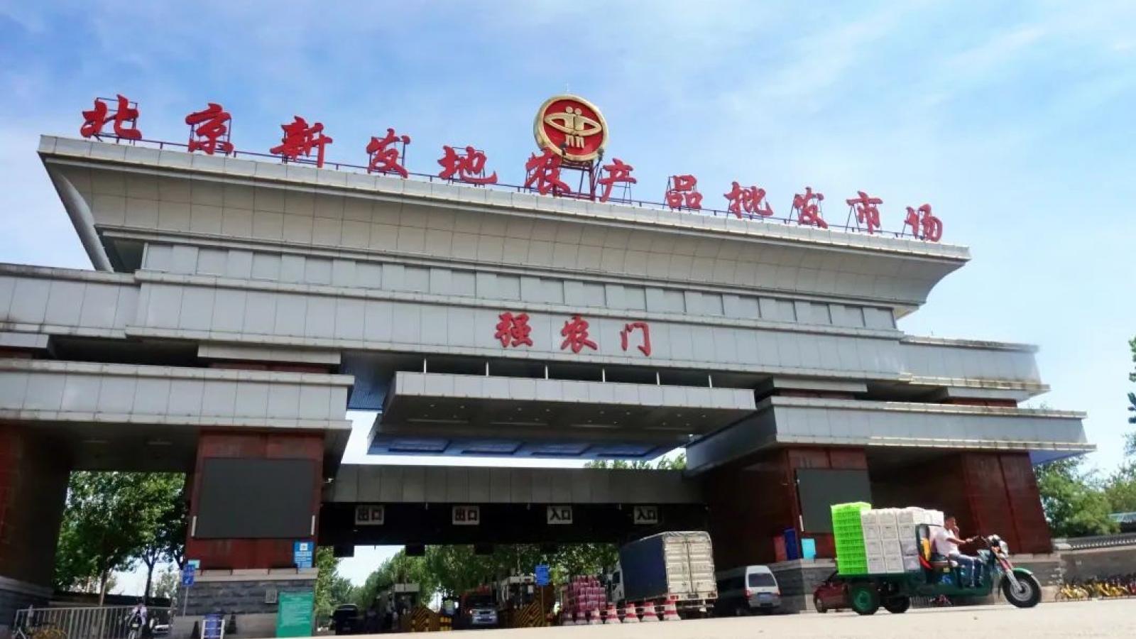 """Bắc Kinh: Số ca Covid-19 cộng đồng tăng, """"đại kiểm tra"""" an toàn thực phẩm"""