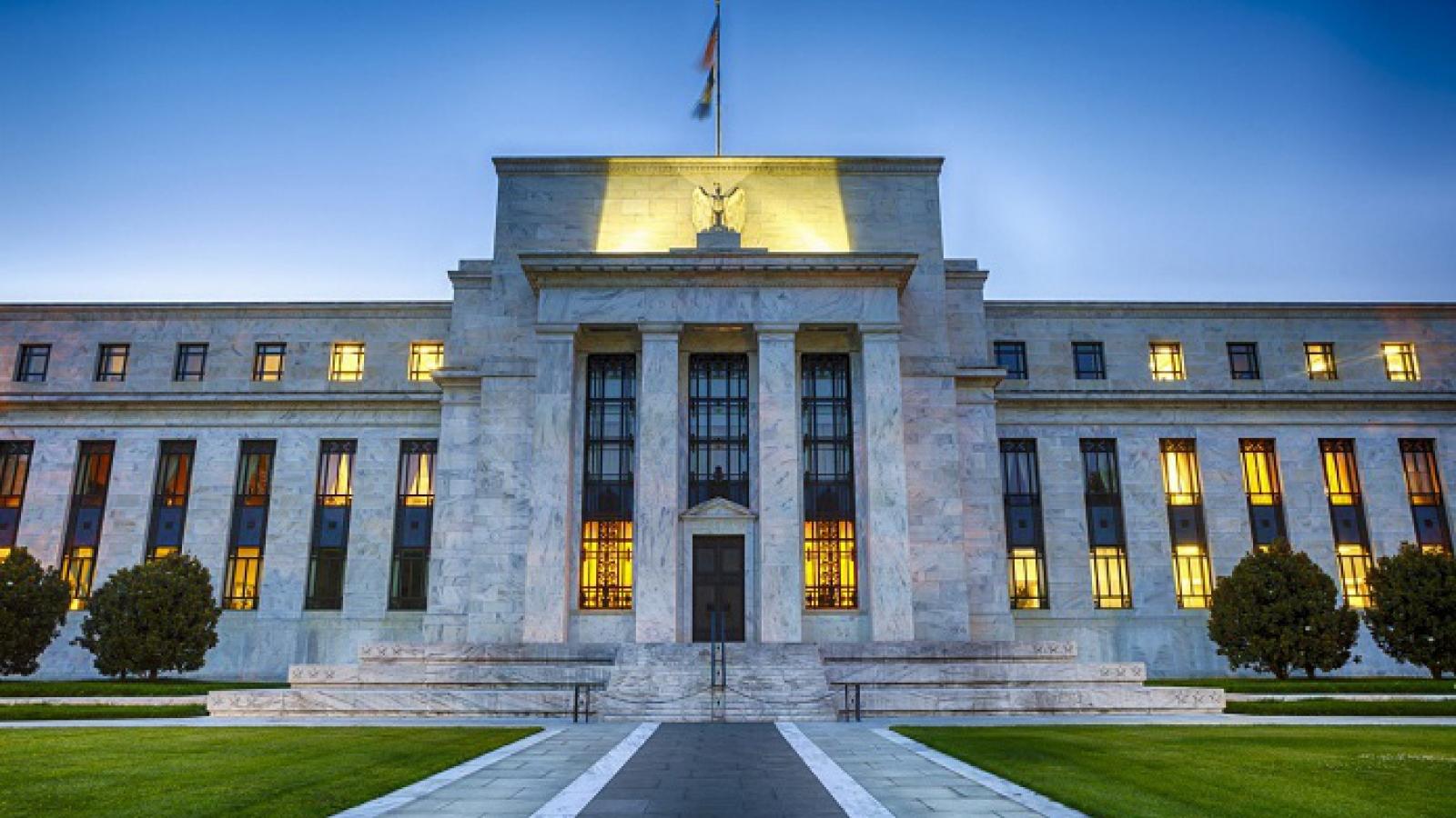 FED không có kế hoạch nâng lãi suất cơ bản cho tới năm 2022