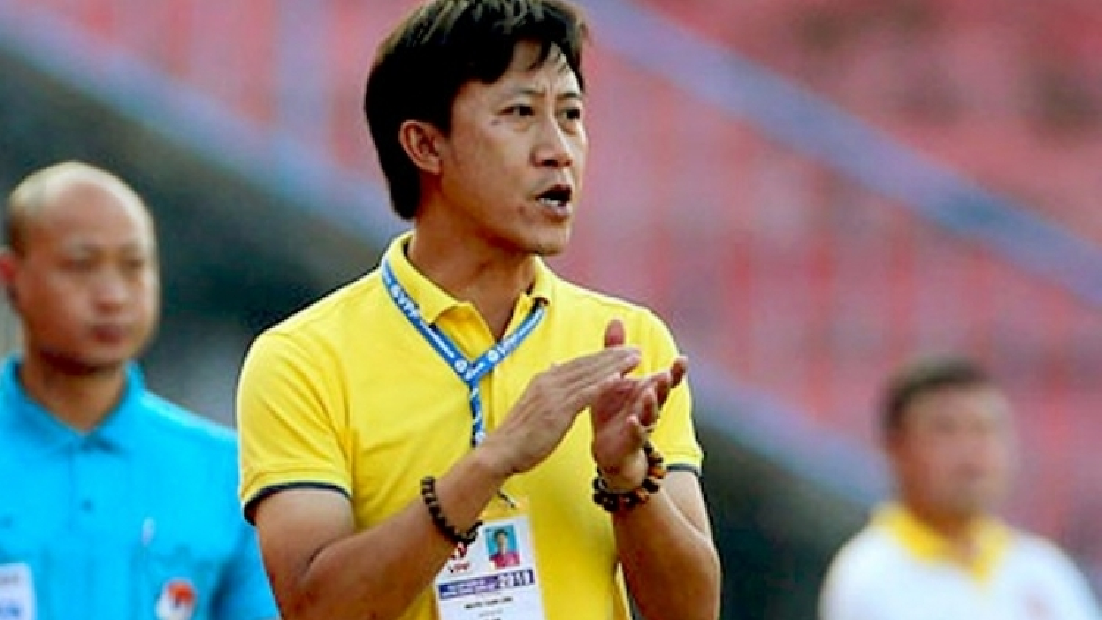 HLV Nguyễn Thành Công nói gì khi ra mắt CLB Thanh Hóa?
