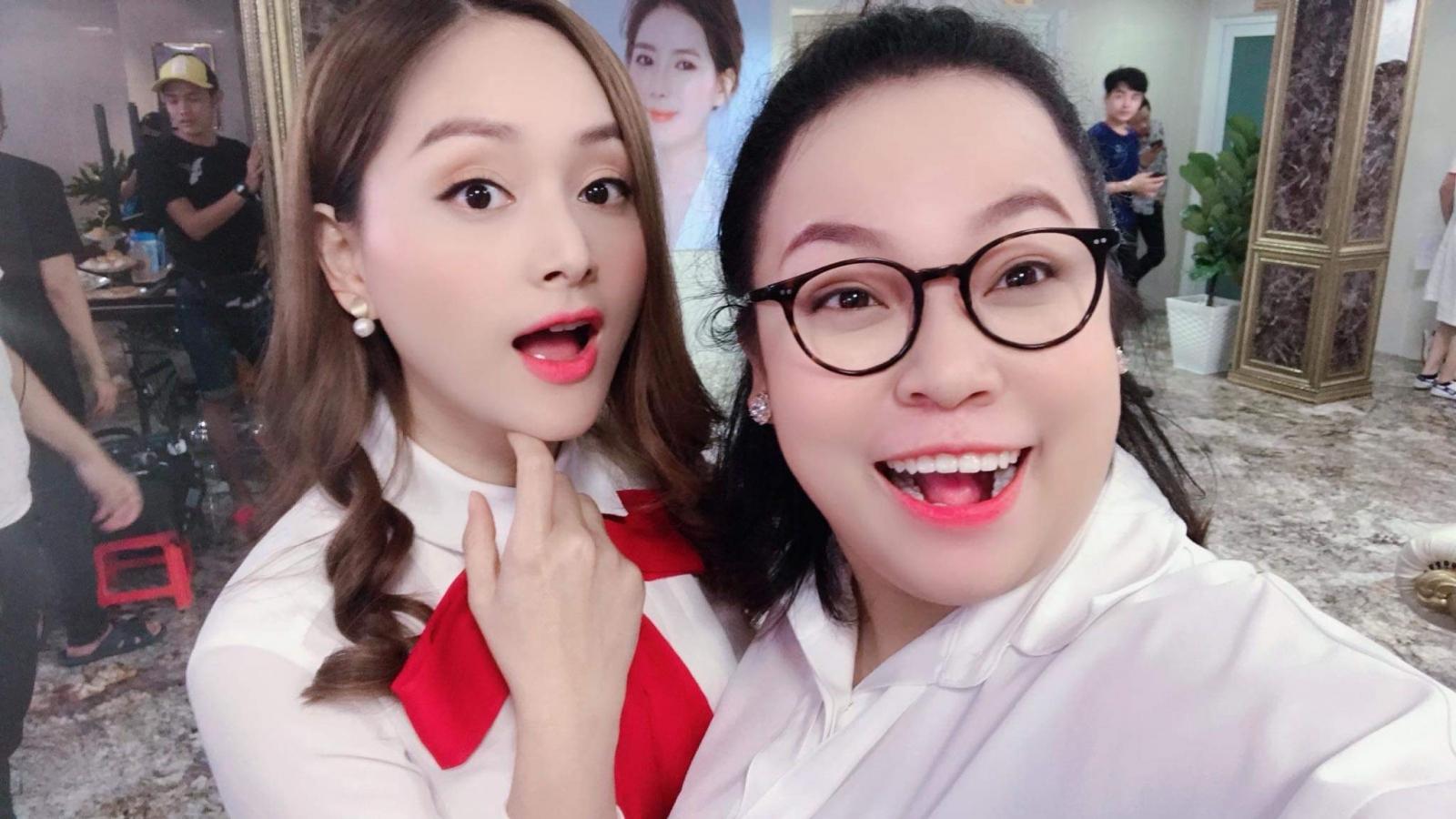 Lan Phương cùng Việt Hương, Huỳnh Đông diễn tình tay ba trong phim mới