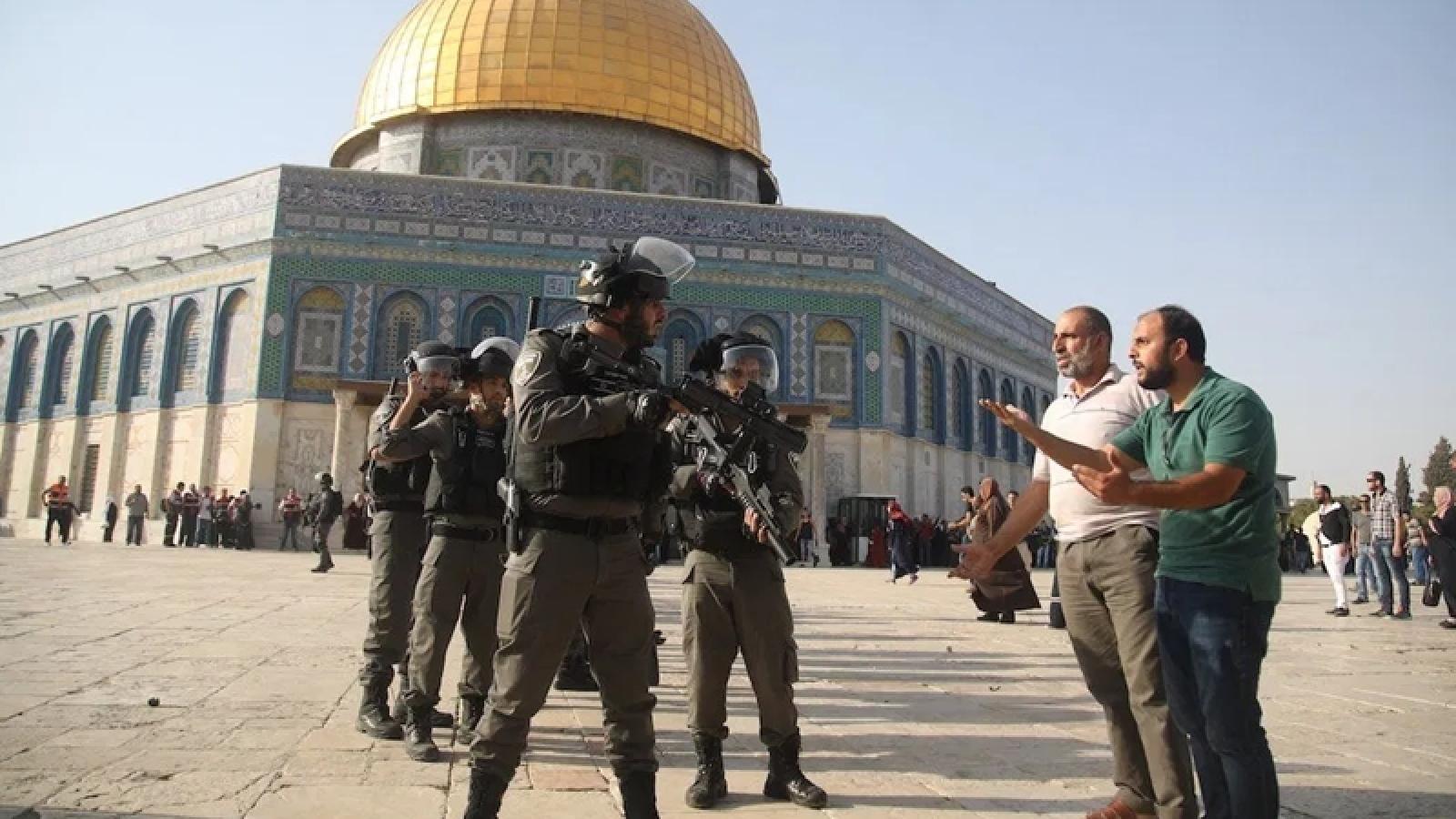 Israel xây đường vành đai nối các khu định cư để nắm trọn Jerusalem?