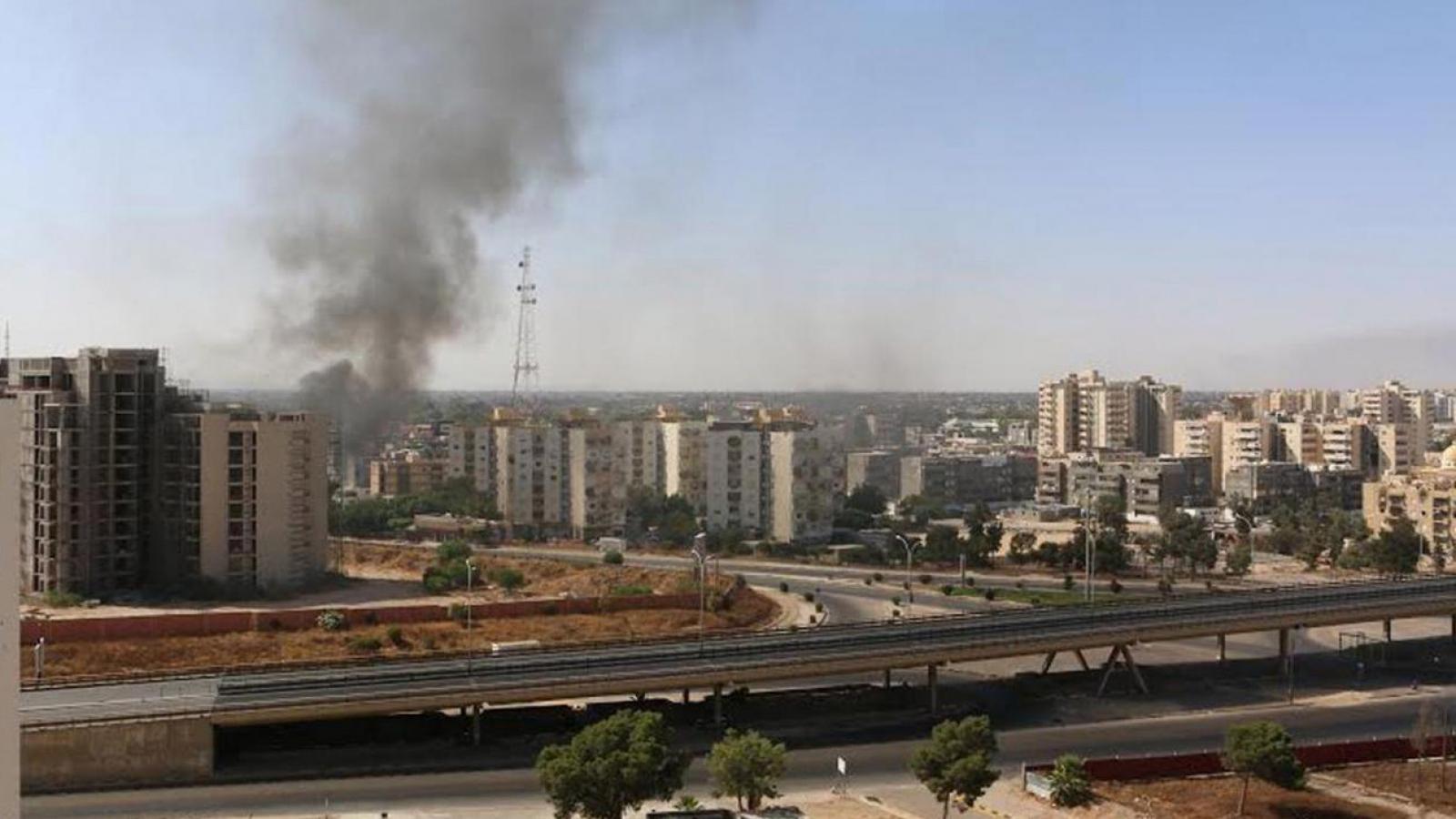 Liên đoàn Arab kêu gọi giảm căng thẳng ngay lập tức ở Libya