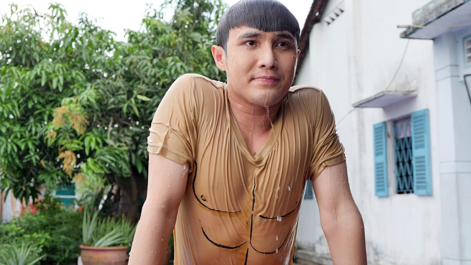 Huỳnh Lập ra MV hài hước nhái theo bản hit của Erik