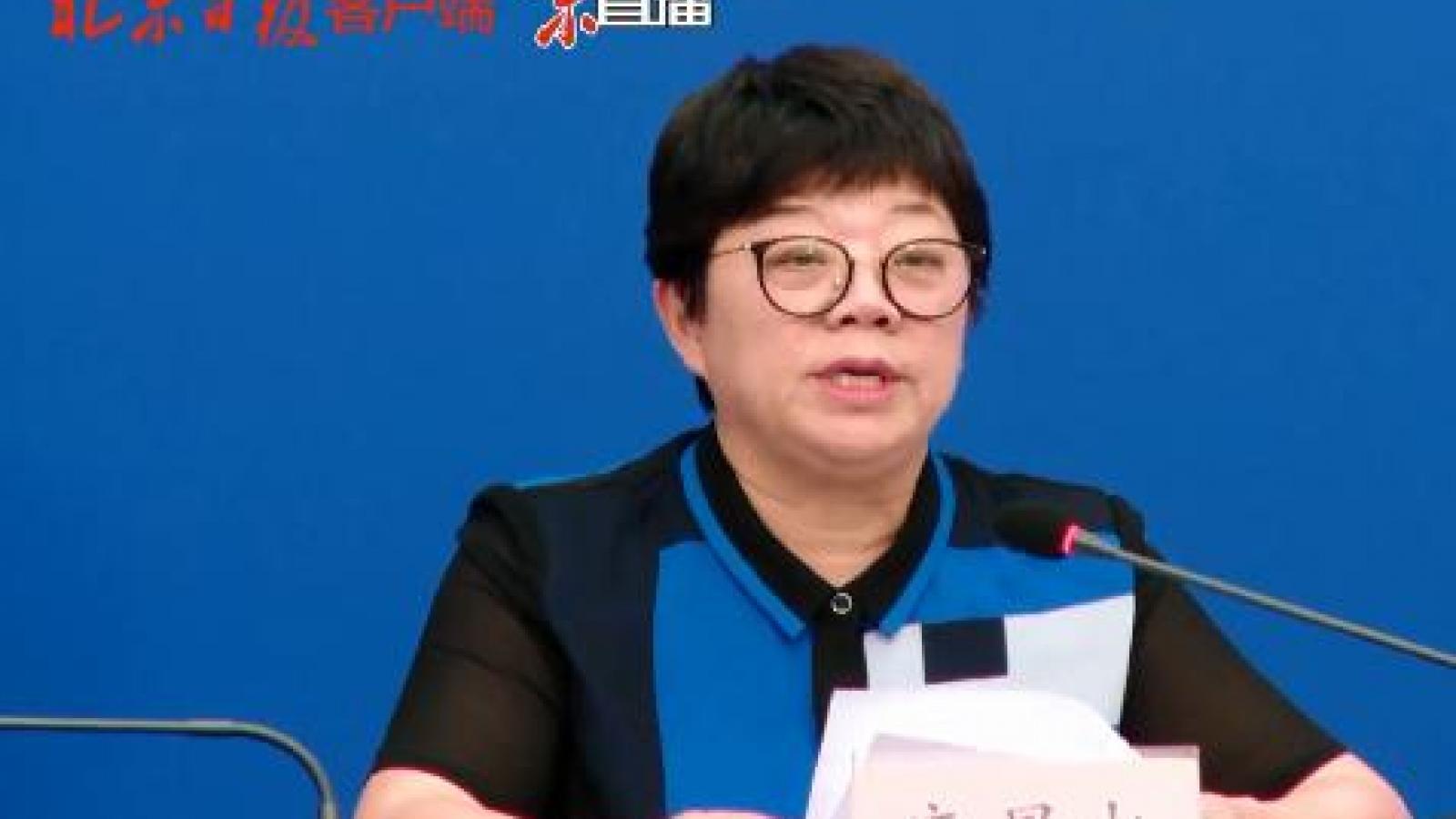 Bắc Kinh xuất hiện lại ca Covid-19 trong cộng đồng sau 56 ngày