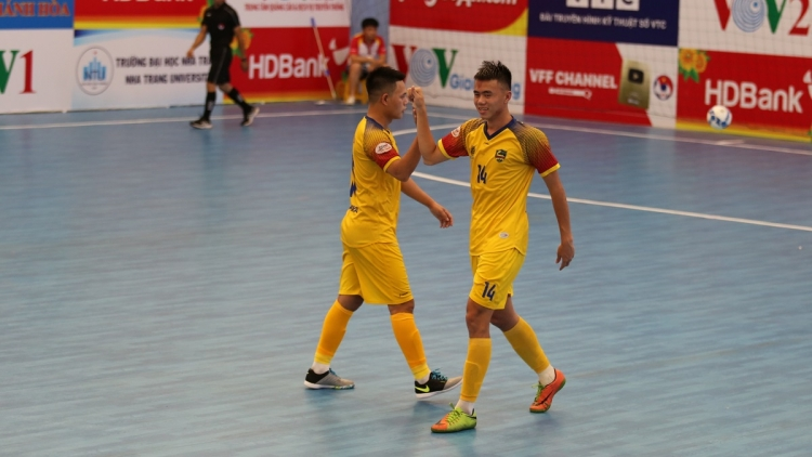 Xem trực tiếp Futsal HDBank VĐQG 2020: Quảng Nam - Cao Bằng