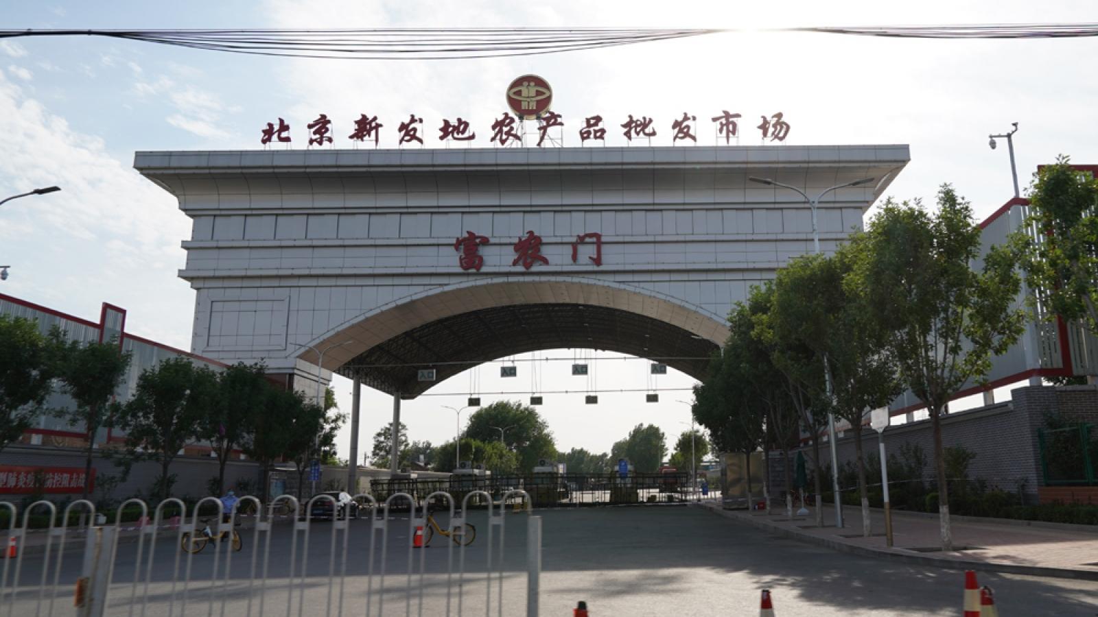 Bắc Kinh (Trung Quốc) ghi nhận 158 ca Covid-19 sau 7 ngày