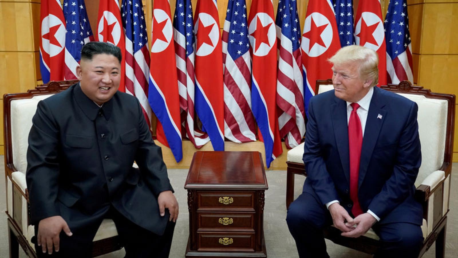 KCNA: Duy trì mối quan hệ cá nhân Trump-Kim không có mấy lợi ích