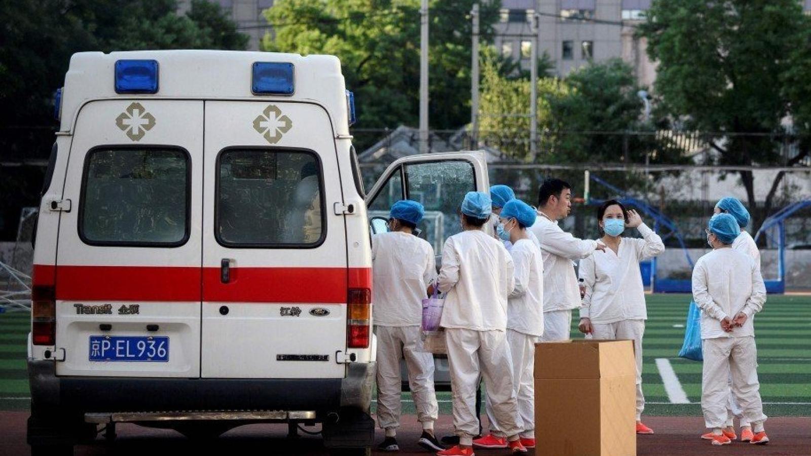 Bắc Kinh đặt mục tiêu xét nghiệm Covid-19 với 1 triệu người mỗi ngày