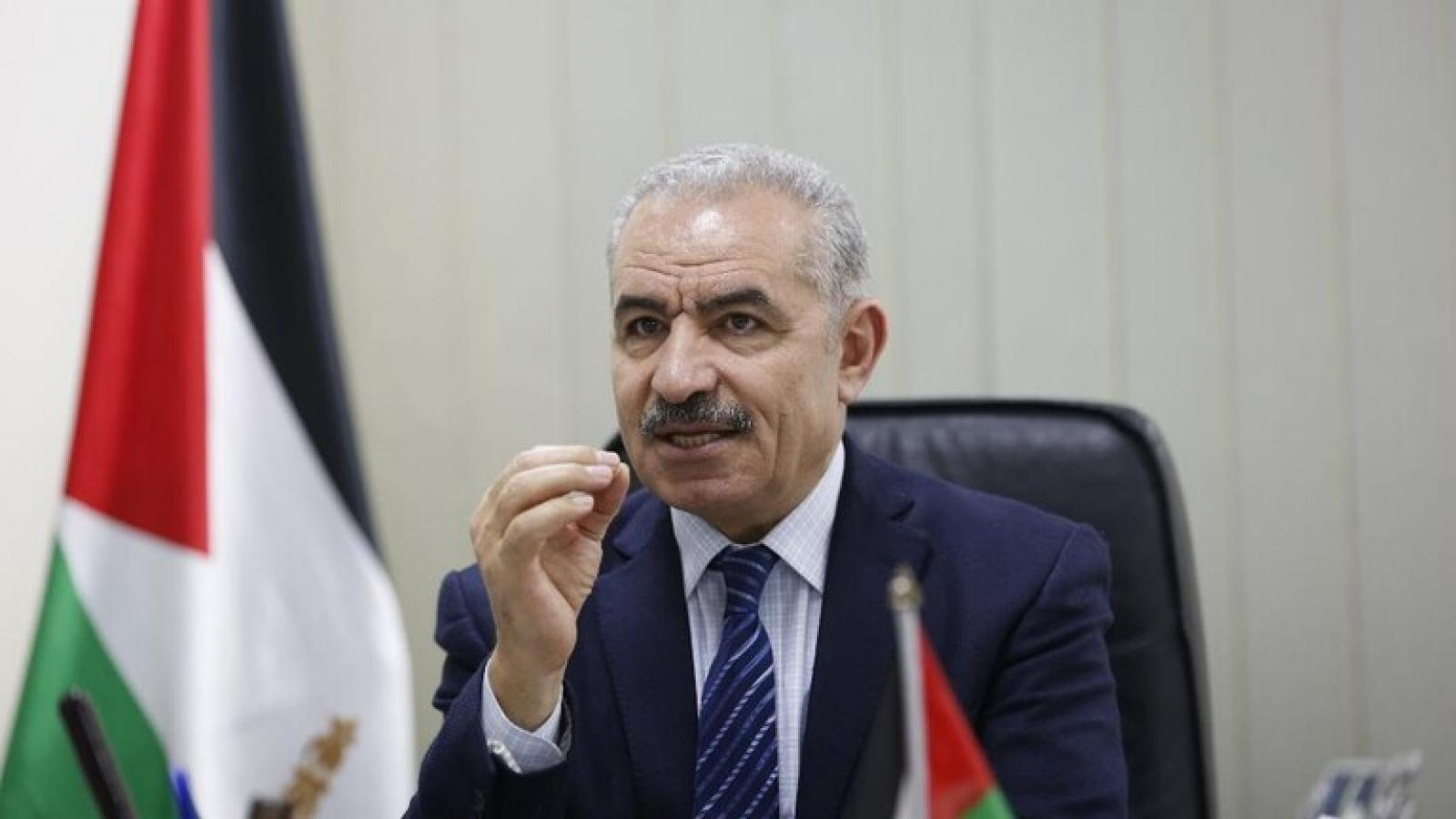 Palestine cảnh báo rút lại sự công nhận đối với Israel
