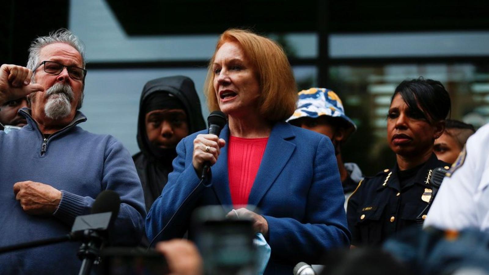 """Thị trưởng Seattle: Lập """"khu tự trị"""" là yêu nước, không phải khủng bố"""