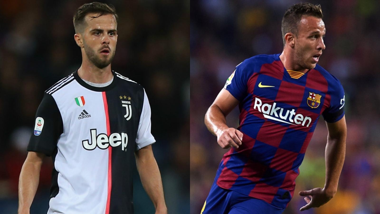 """Barca đổi cầu thủ với Juventus: """"Bom tấn"""" đầu tiên xuất hiện Hè 2020"""
