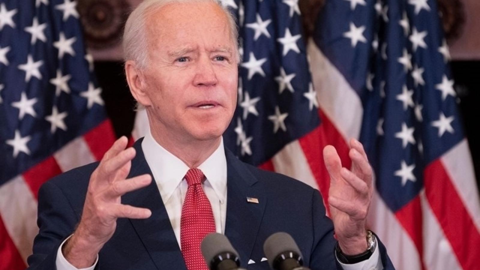 Joe Biden thành lập nhóm chuyển giao quyền lực Nhà Trắng