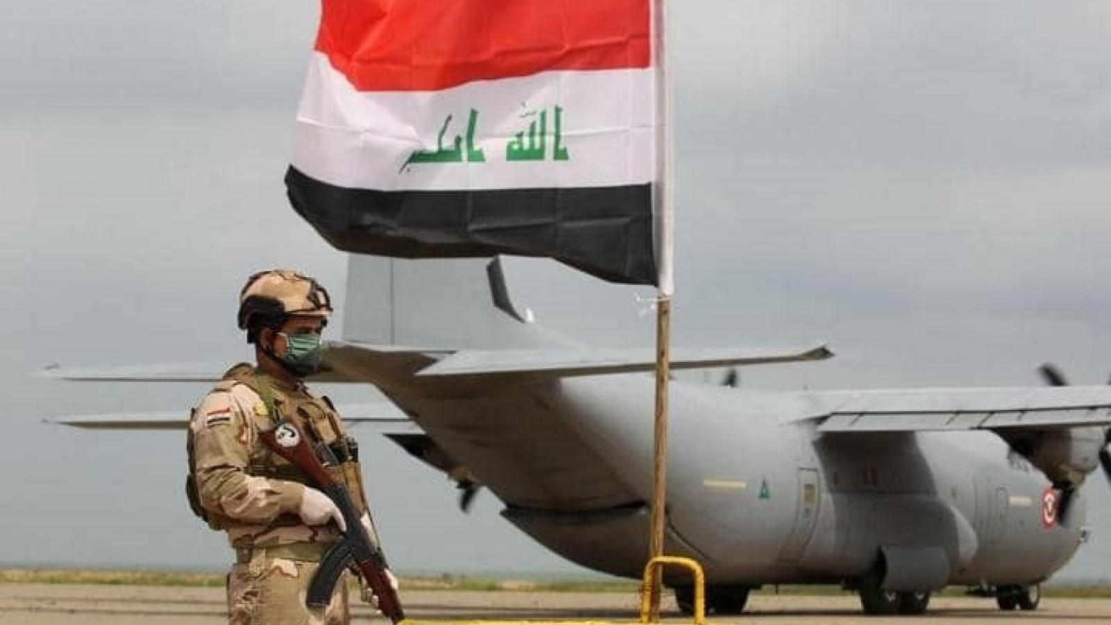 Chính phủ Iraq đối đầu lực lượng dân quân thân Iran