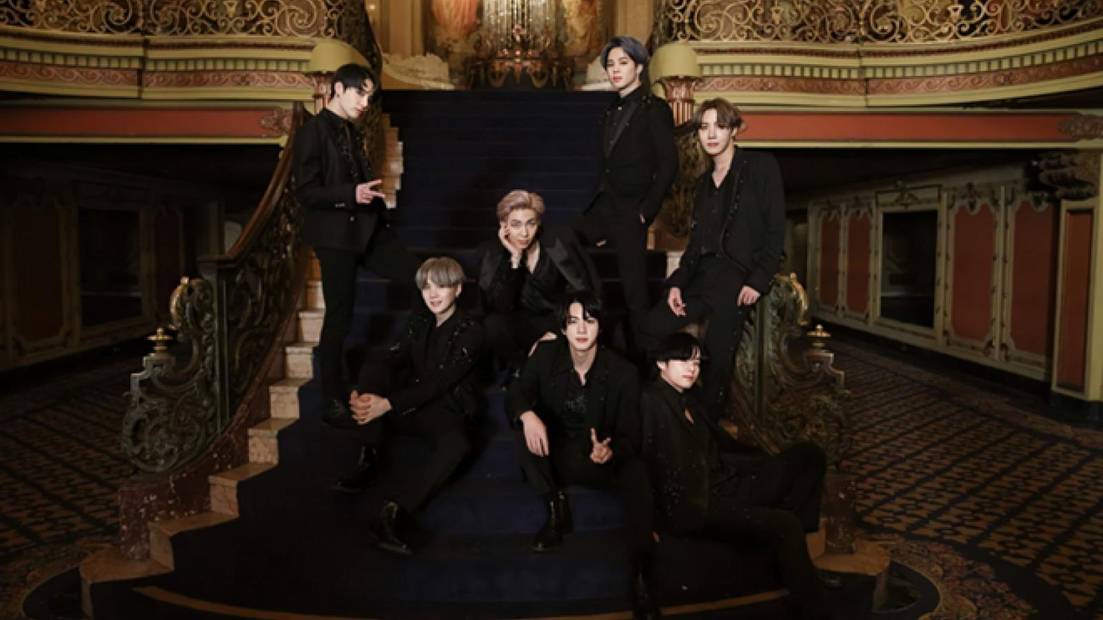 """MV """"Black Swan"""" của BTS chính thức cán mốc 100 triệu lượt xem"""