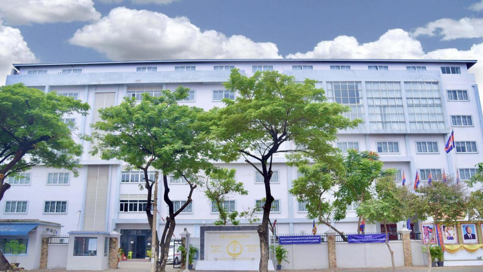 Campuchia thêm 2 ca nhập cảnh mắc Covid-19