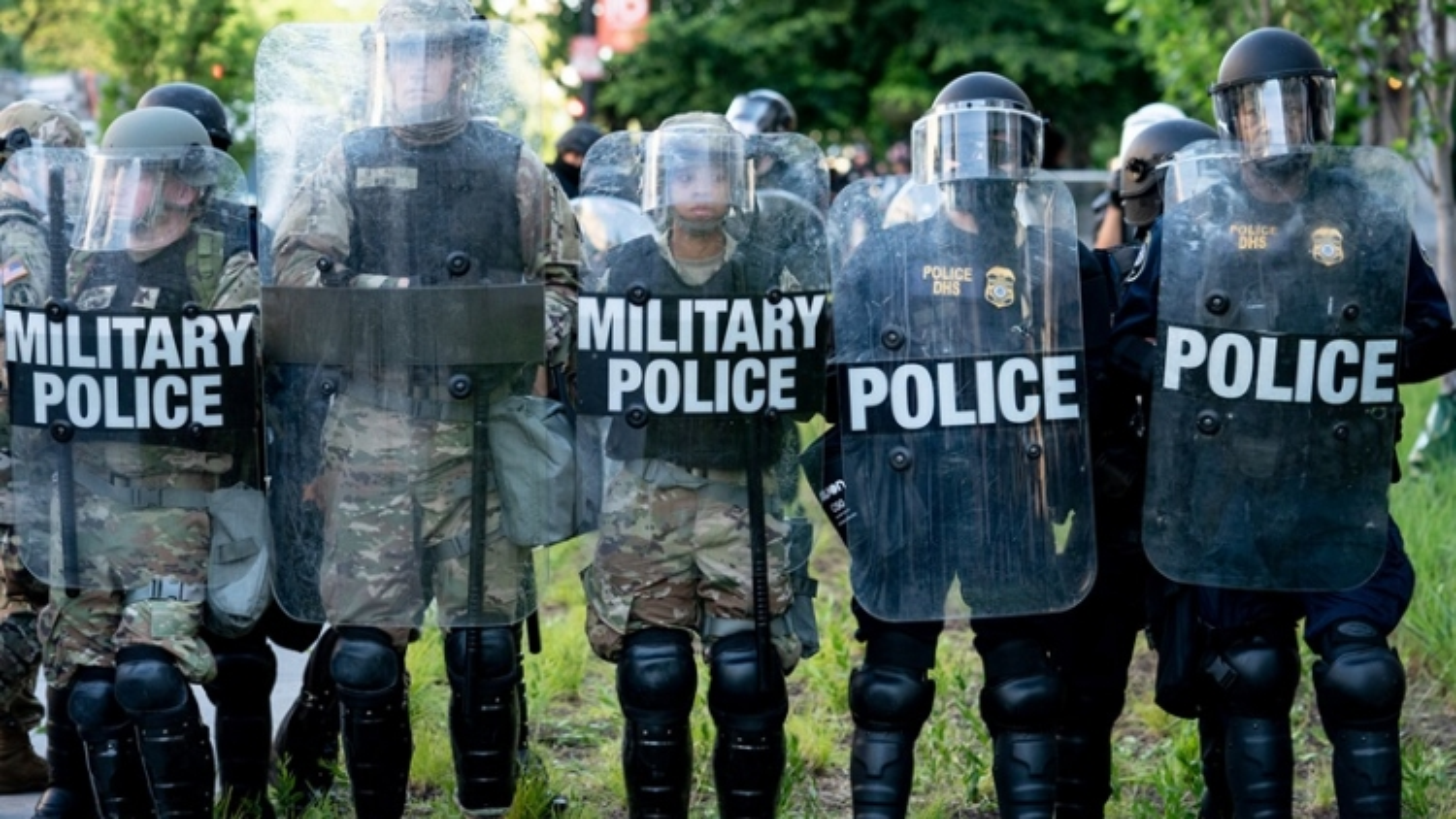 Thủ đô Washington (Mỹ) chuẩn bị đối mặt với cuộc biểu tình lớn nhất
