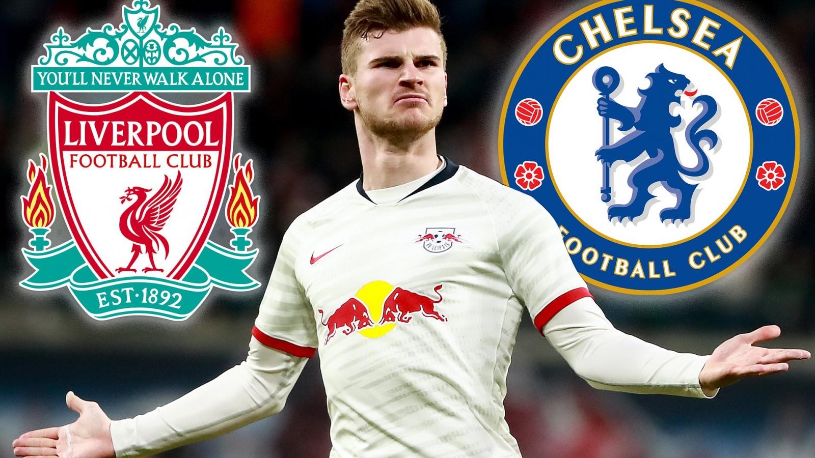 Vượt mặt Liverpool, Chelsea sắp sở hữu Timo Werner