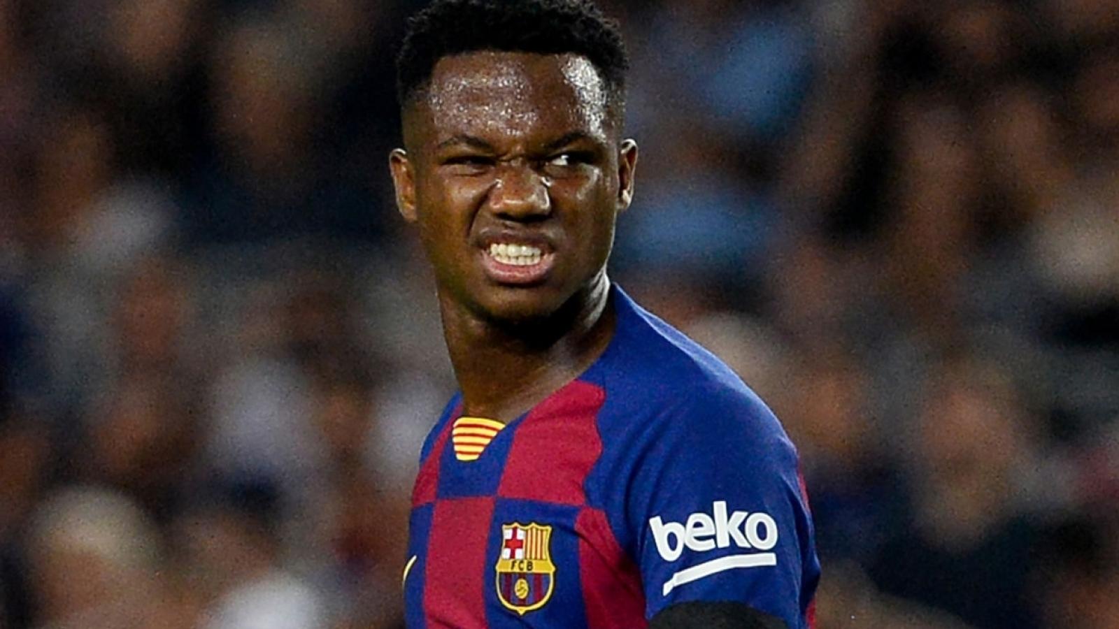 Chuyển nhượng 9/6: MU trả giá khủng cho thần đồng của Barca