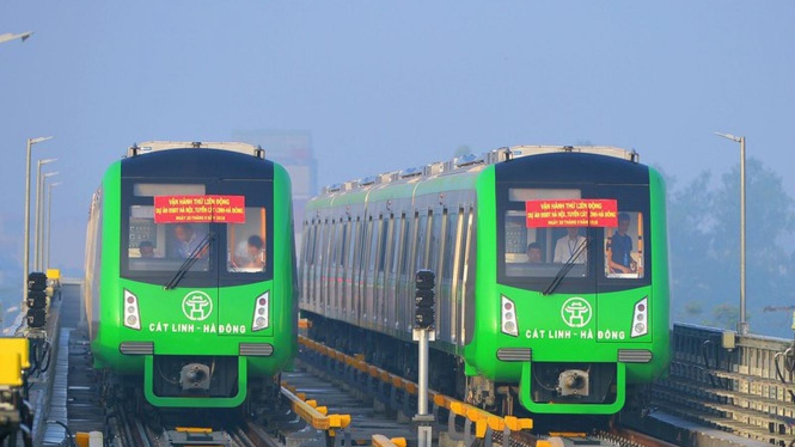 Đường sắt Cát Linh - Hà Đông: Sẽ không có 50 triệu USD cho tổng thầu?