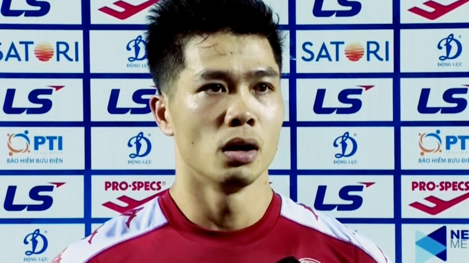 Công Phượng tiết lộ lý do khiến CLB TPHCM thua Sài Gòn FC